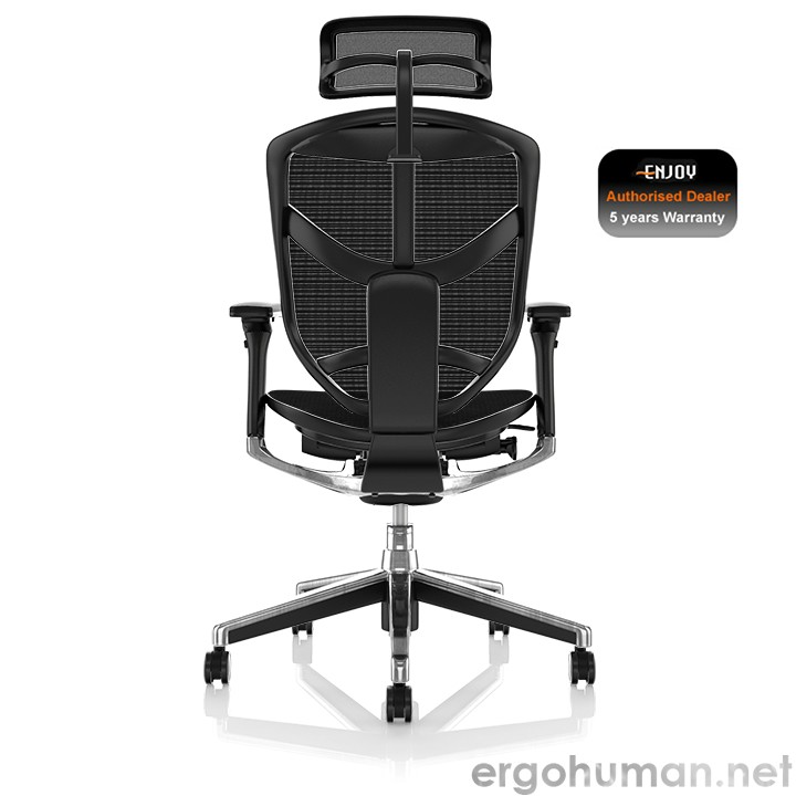 Enjoy Mesh office Chair back