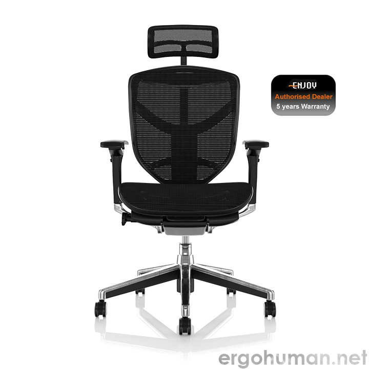 Enjoy Mesh office Chair front